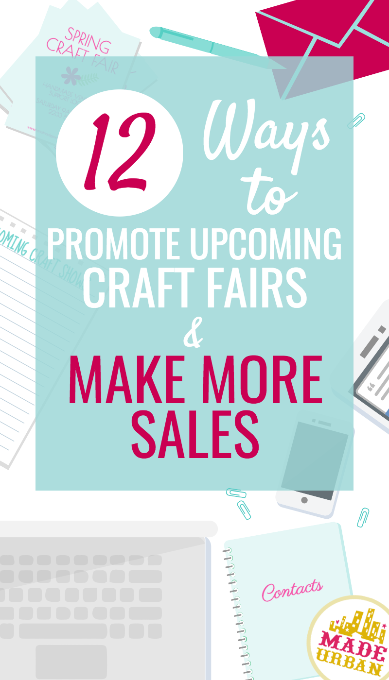 HOW TO PROMOTE CRAFT SHOWS