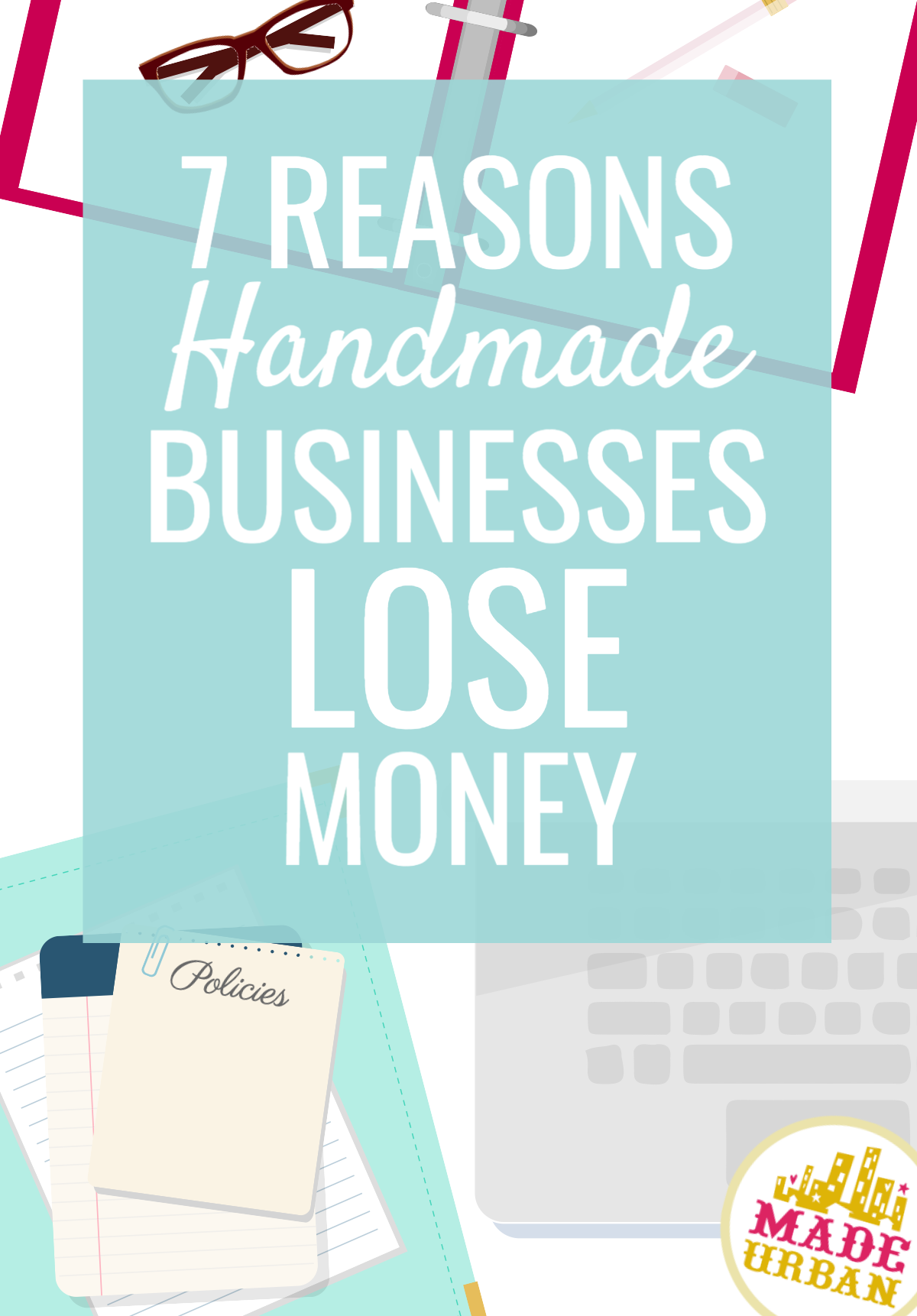 Handmade businesses tend to be really accommodating with their customers. Sometimes to the point they lose money and don't realize. Here's what to watch for
