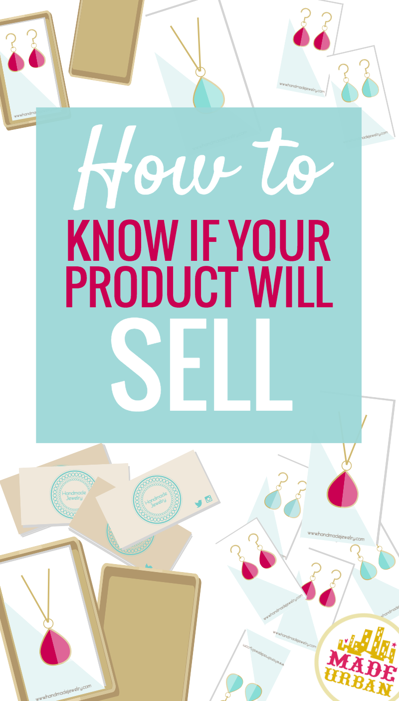 It's hard not to dive in headfirst when ideas are new & exciting. These 3 steps make it easy to research and find proof your new handmade product will sell. Click to find out what the 3 steps are.