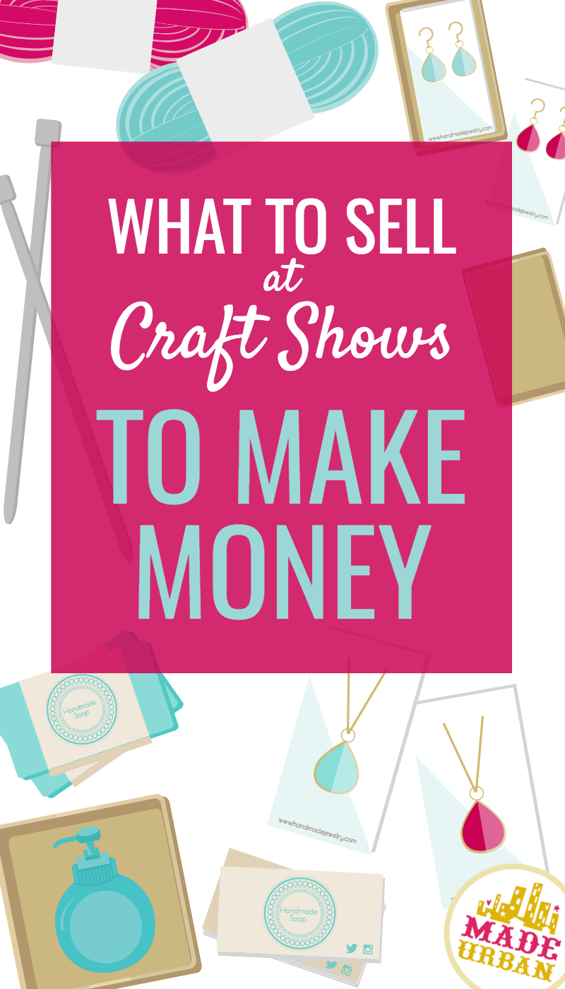 If you want to make money at craft shows, it takes more than creating stock and setting up a table. Follow these 5 steps with any product to increase sales.