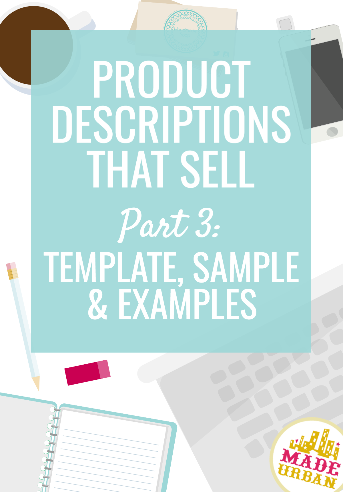 Write powerful product descriptions quickly with this easy to follow template and fill in the blank options to ensure you convert visitors into customers.