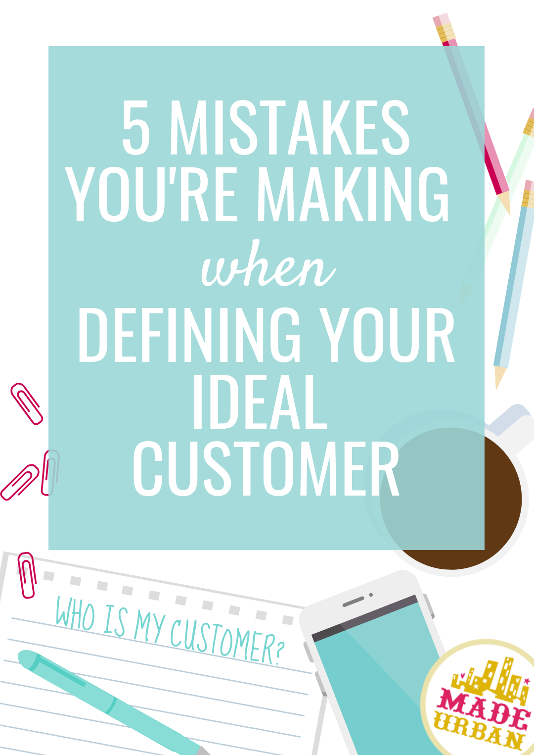 Many business owners define their ideal customer and create profiles for them but find those profiles useless when it comes to getting more sales. Here's what's wrong with most ideal customer profiles and what to fix.