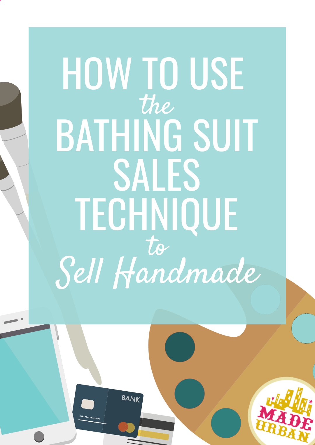How to Implement the Bathing Suit Sales Technique