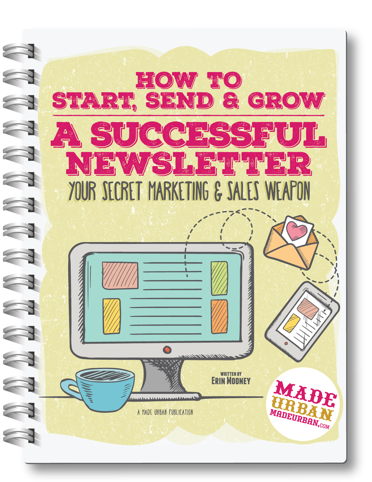 This is the only resource you'll need when it comes to starting, sending & growing a newsletter. Every business needs a newsletter. If you don't have one set up yet or you do but you're not making use of it, start now! I'll walk you through each step with easy to follow instructions, share my best tips for achieving above average stats...your newsletter is going to become your best sales tool!