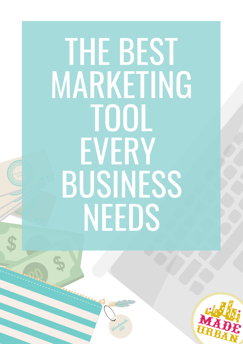 The BEST Marketing Tool Every Business Needs