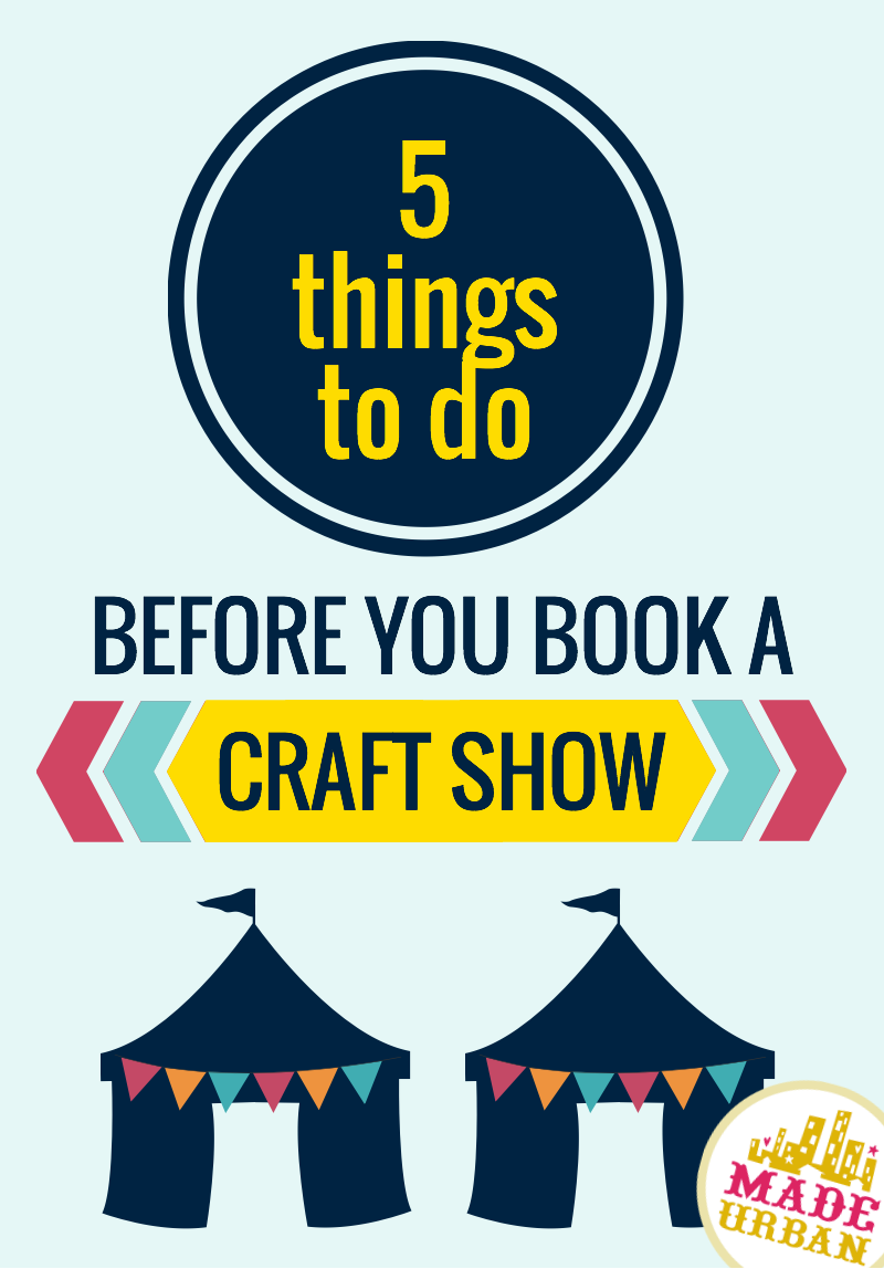 How Do You Find Craft Shows In Your Area