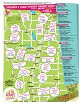 2015 Red Deer & Area Farmers' Market Guide
