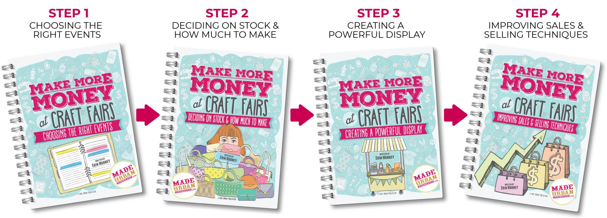 Make More Money at Craft Fairs - Made Urban