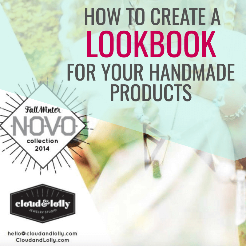 How To Create a Lookbook For Your Handmade Products