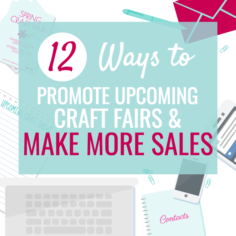How to Promote a Craft Show
