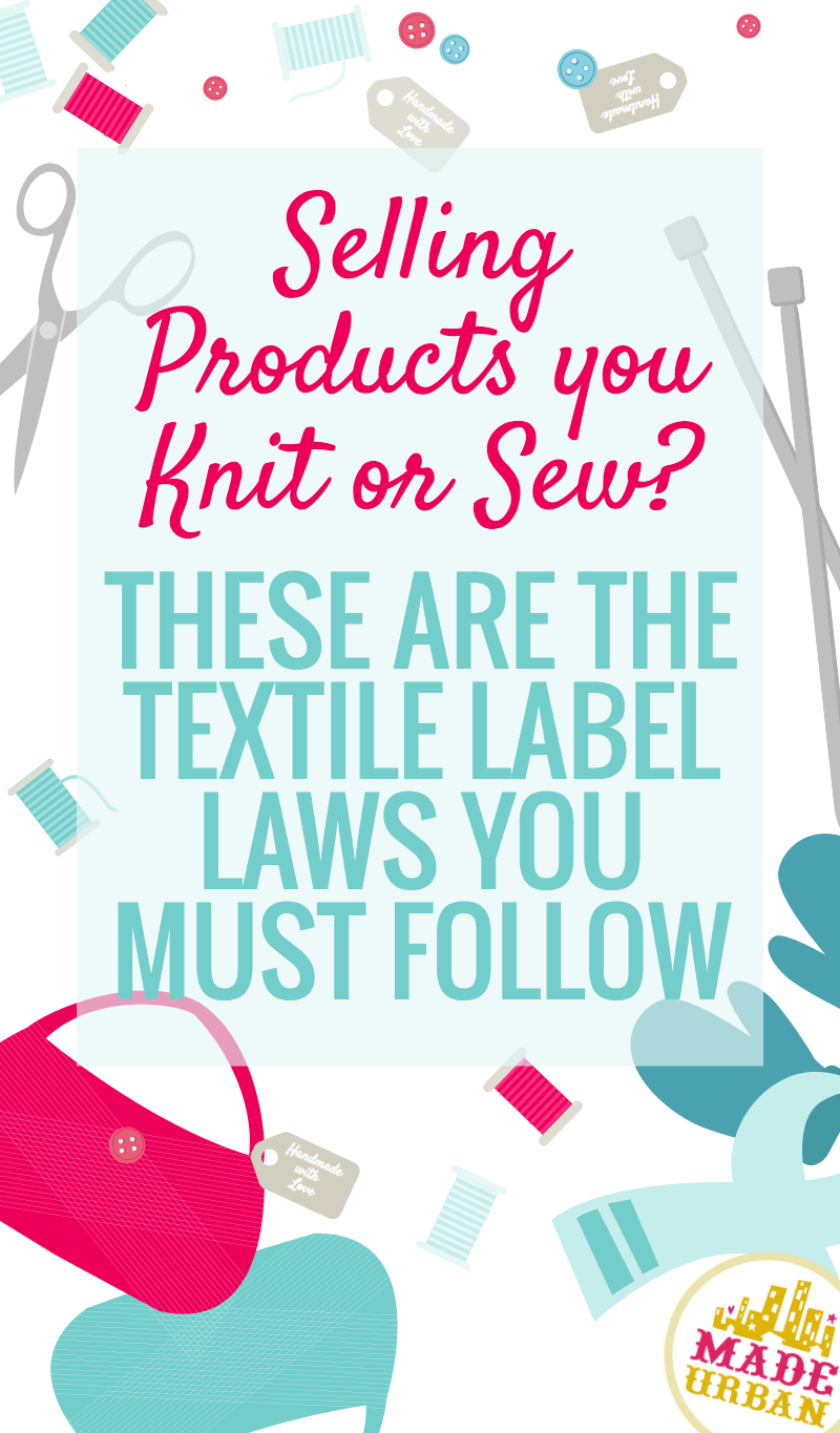 Laws for Selling Handmade Clothing & Accessories