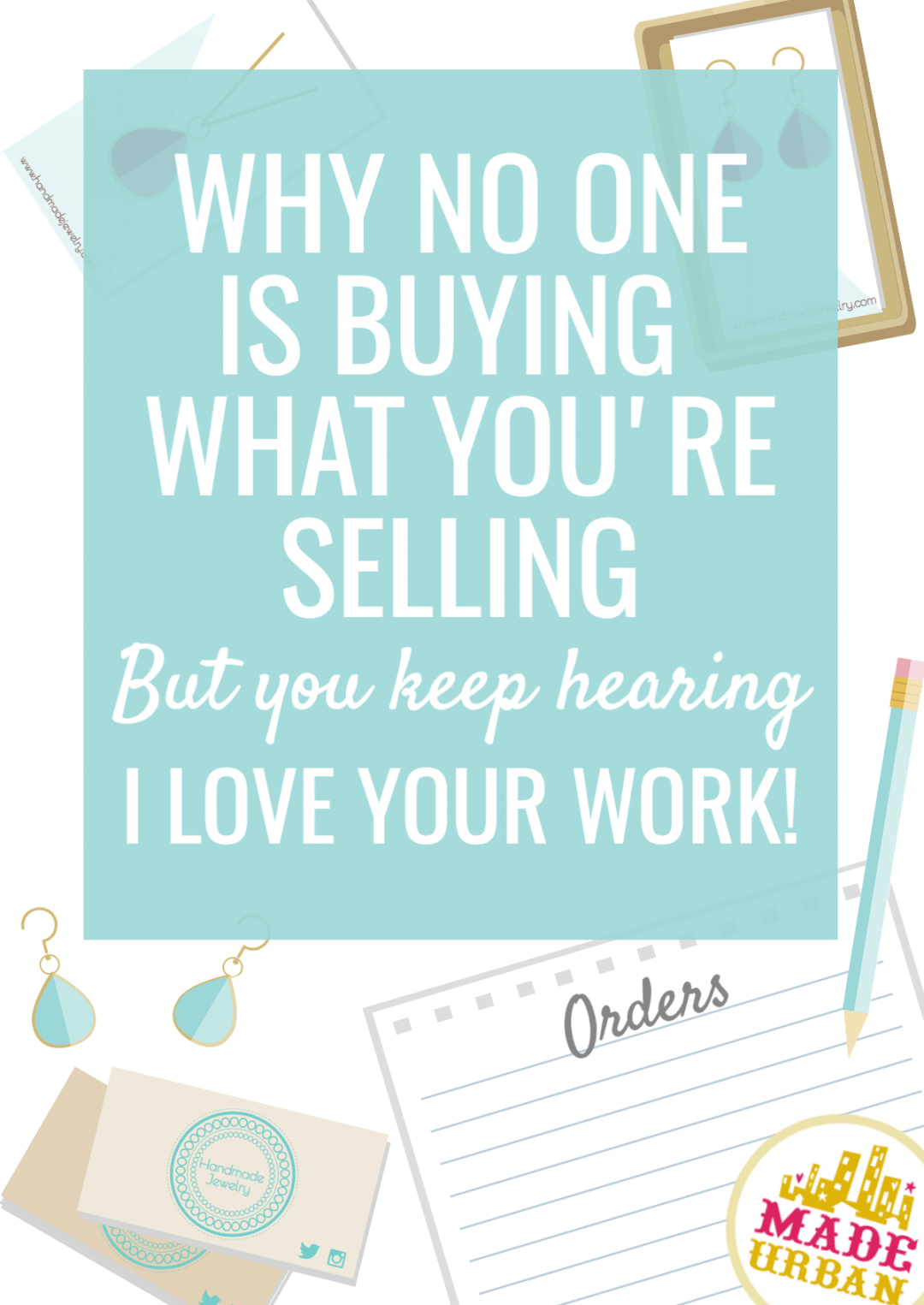 How to Sell More Handmade Products (Online or at Craft Shows)