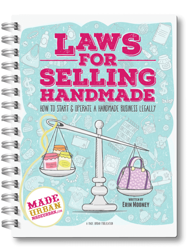 Laws for Selling Handmade ebook