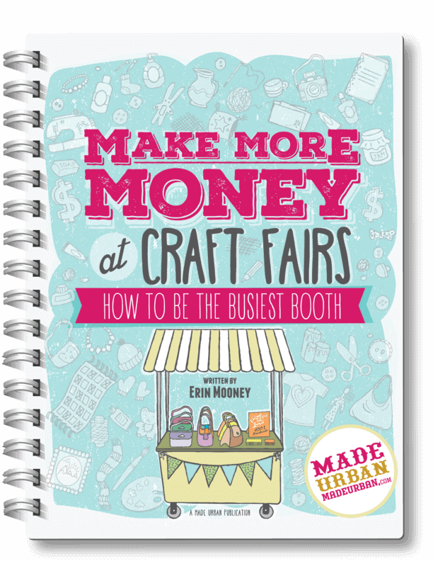 Make More Money at Craft Fairs ebook