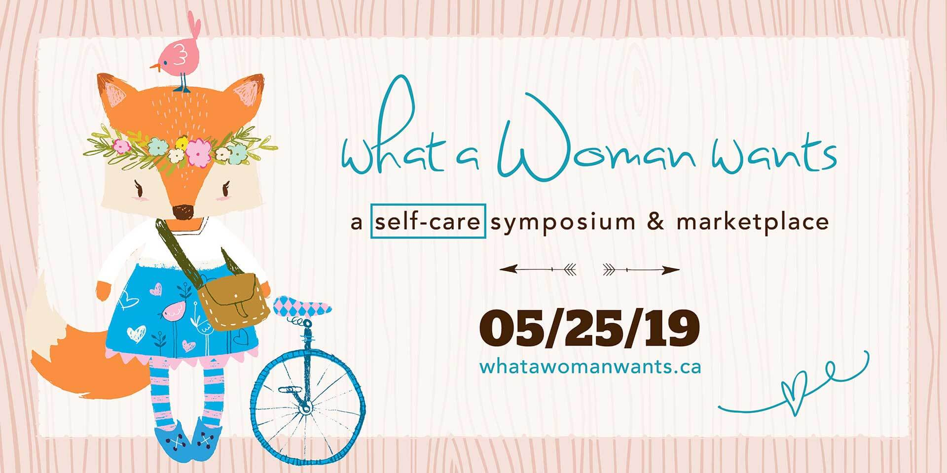 What a Woman Wants Event