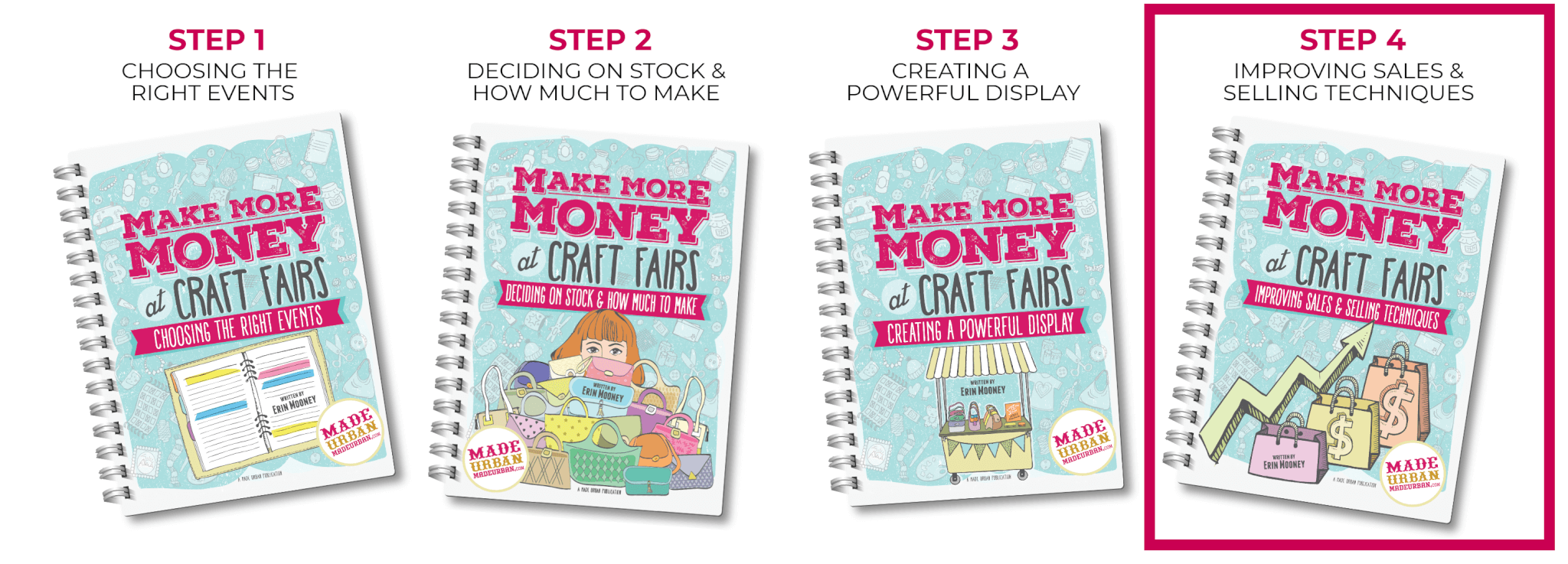 Make More Money at Craft Fairs - all ebooks
